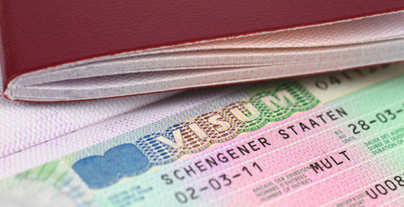 Шенгенская виза испанию год