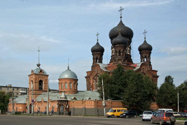 Посетить Иваново