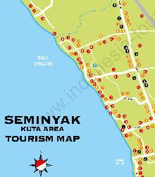 Карта курорта Семиняк
