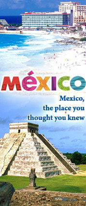 Туры в Мексику